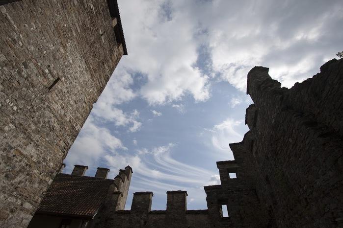 Замок Зумелле - Castello di Zumelle 70645