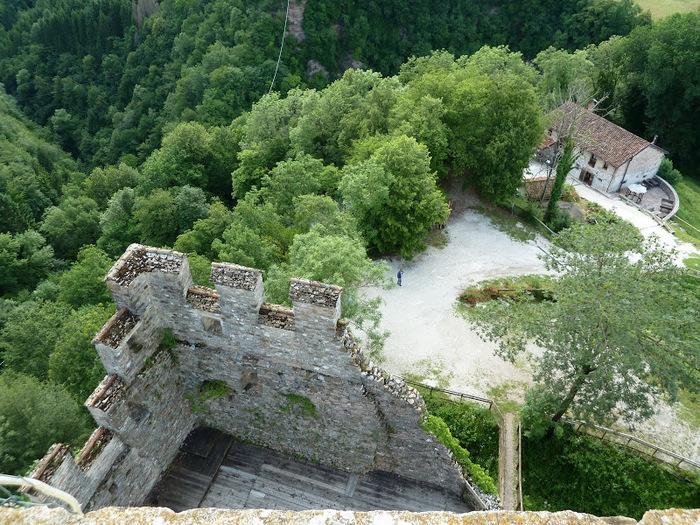 Замок Зумелле - Castello di Zumelle 45823