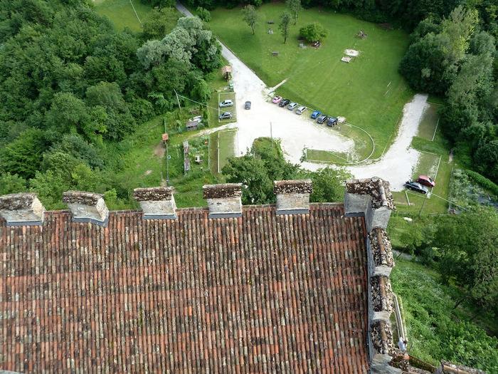 Замок Зумелле - Castello di Zumelle 71664