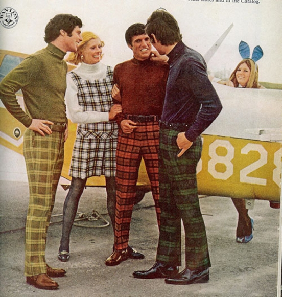 1960 fashion men casual