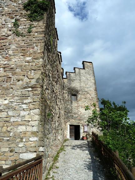 Замок Зумелле - Castello di Zumelle 67971