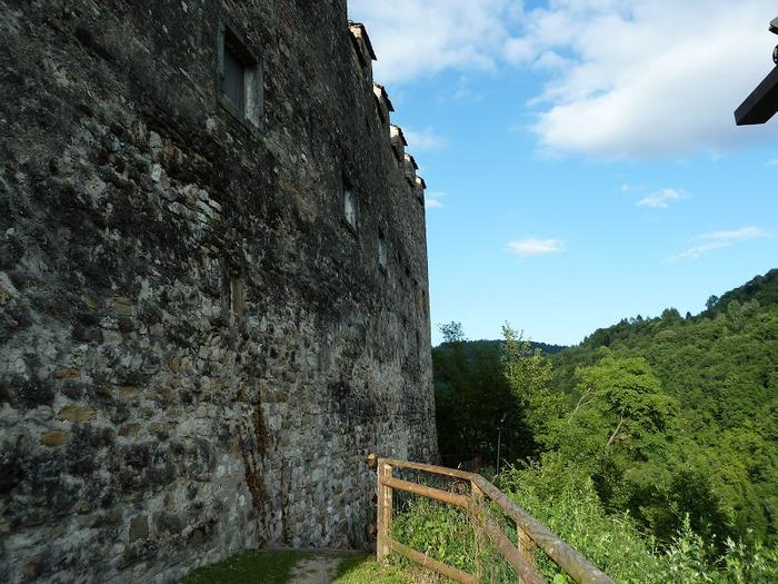 Замок Зумелле - Castello di Zumelle 13949