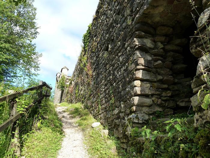 Замок Зумелле - Castello di Zumelle 22978