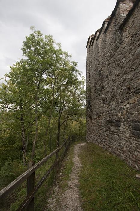 Замок Зумелле - Castello di Zumelle 56038