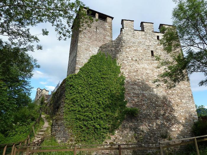 Замок Зумелле - Castello di Zumelle 78764