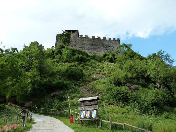 Замок Зумелле - Castello di Zumelle 15267