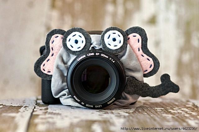 Как сделать объектив для фотоаппарата своими руками