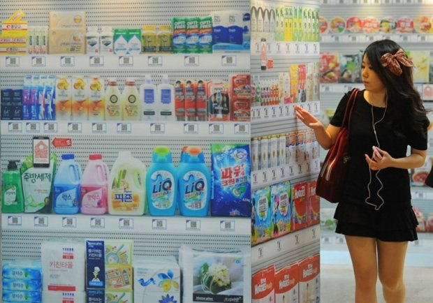 виртуальный магазин в корее Home Plus 1 (620x434, 68Kb)