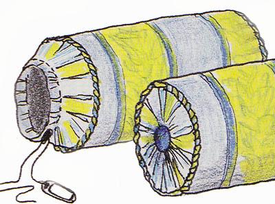 Выкройка подушка валик своими руками