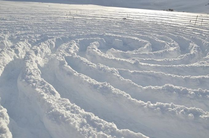 узоры на снегу фото 6 (680x449, 62Kb)
