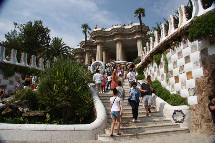 Spain-Barcelona-Park Güell-2012-Изображение 689 (700x466, 273Kb)