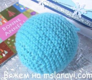 Как связать шарик крючком: Вязание на oleksi ru