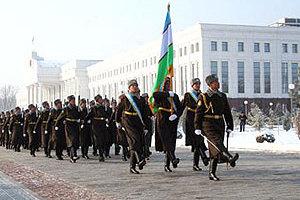 Узбекская армия