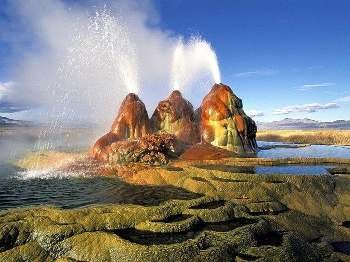 Пустыня Блэк-Рок. Мистические места планеты