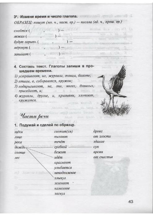 Класс по 1 решебник тетрадь дидактическая русскому языку полникова