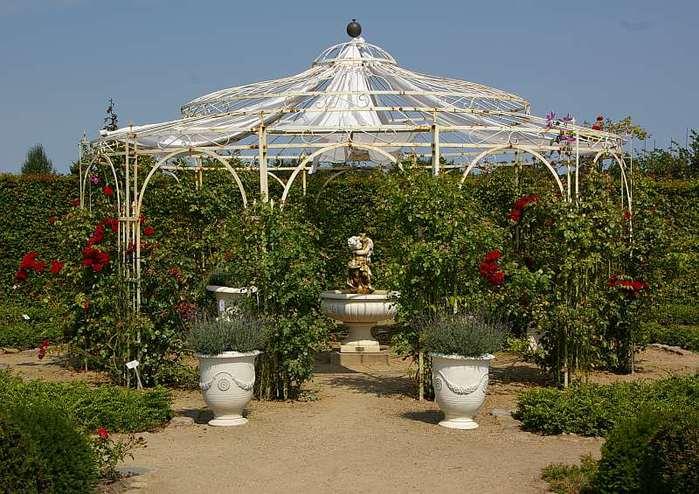 Бад Цвишенан : Park der Garten 94978