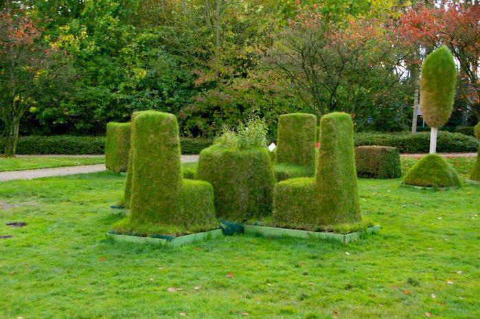 Бад Цвишенан : Park der Garten 73297
