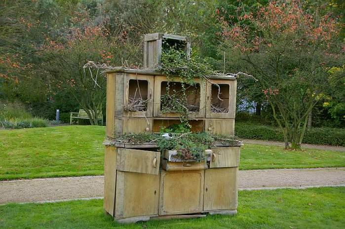 Бад Цвишенан : Park der Garten 59724