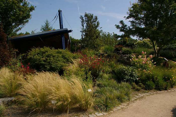 Бад Цвишенан : Park der Garten 27157