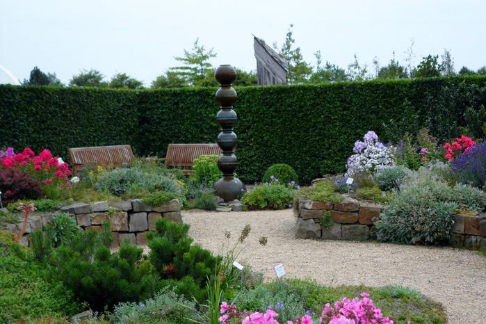 Бад Цвишенан : Park der Garten 13543