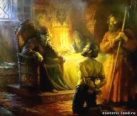 царь и советник (450x380, 25Kb)