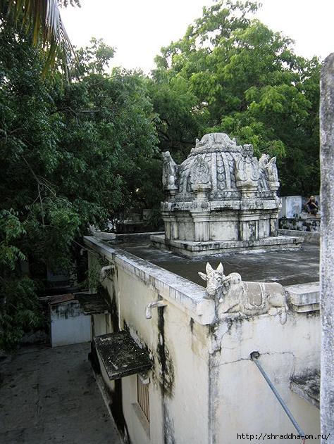 Индия, Тируваннамалай, ашрам Шри Аннамалая, 1 (474x631, 314Kb)