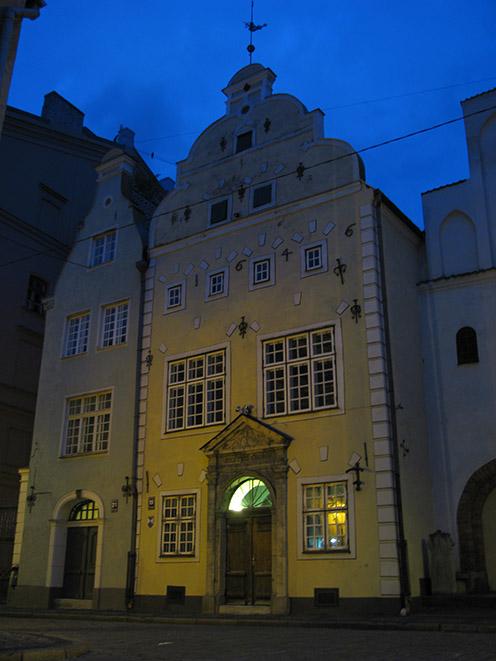 Латвия, Рига, Три брата/4083456_2 (496x661, 103Kb)