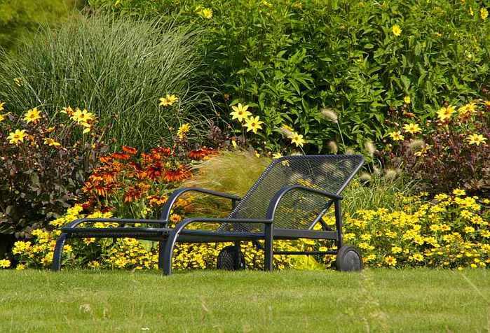 Бад Цвишенан : Park der Garten 46037