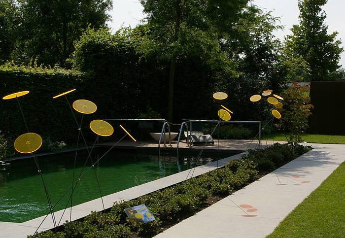 Бад Цвишенан : Park der Garten 80310