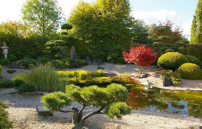 Бад Цвишенан : Park der Garten 87798