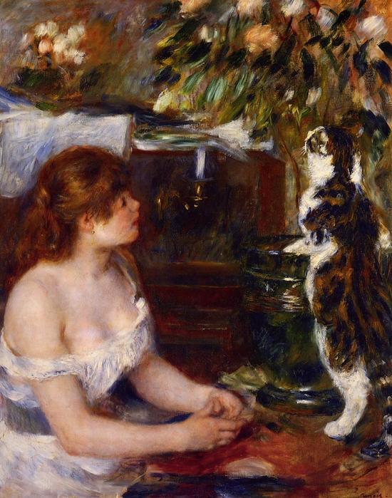 29pierre-auguste-renoir-girl-and-cat1 (550x700, 508Kb)