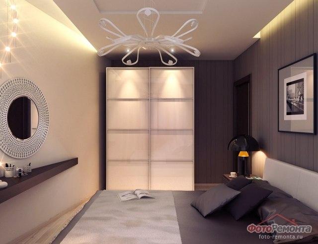 Дизайн комнаты 3 на 4 метров фото