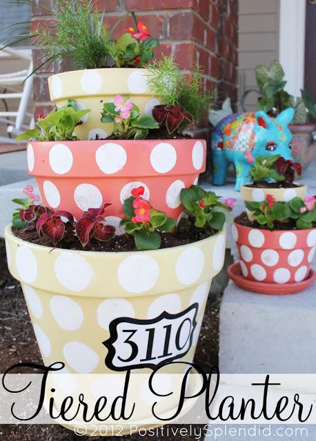 Идеи вашего дома: Поделки для сада и двора