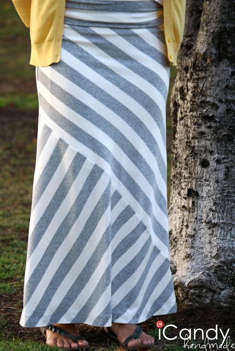 сшить юбку-шаблоны выкроек (468x700, 153Kb)