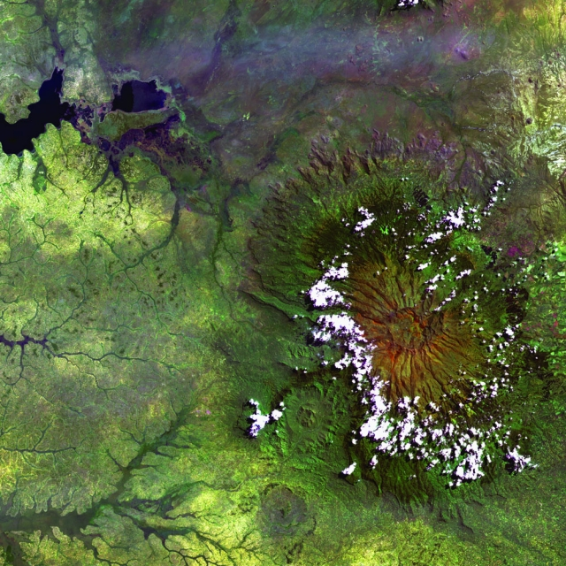 Гора Элгон, Уганда. (640x640, 467Kb)
