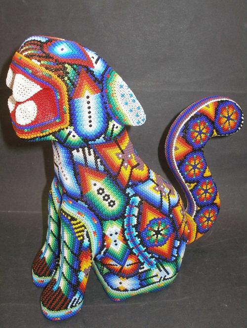 Традиционное творчество индейцев Уичоли 96270617_PA260011