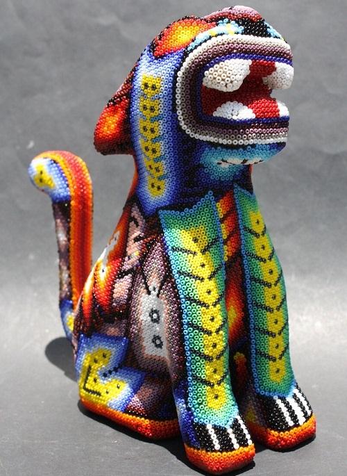 Традиционное творчество индейцев Уичоли 96270845_IMG_9445