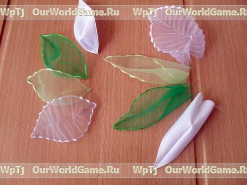 Использование битого стекла в маникюре
