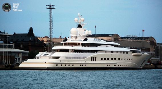 10 самых дорогих и роскошных яхт мира. Фотографии