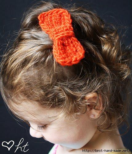 Crochet Hair Bows Tutorial (429x500, 168Kb)