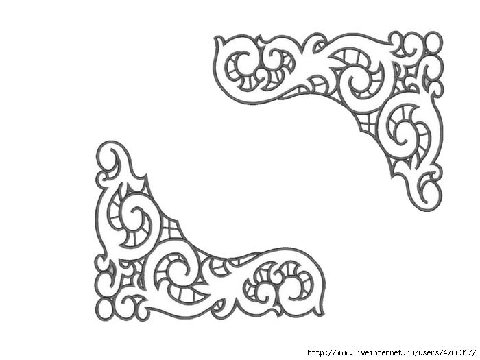 Часть 25 - Старинные орнаменты