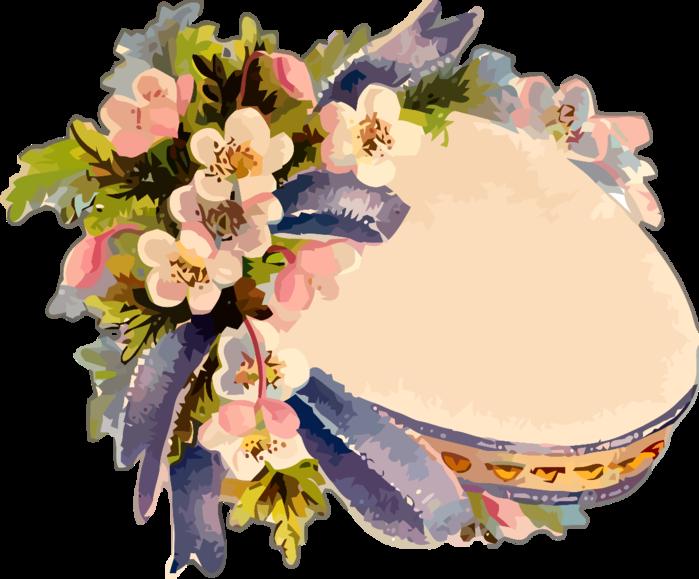 Картинки винтаж цветы 5