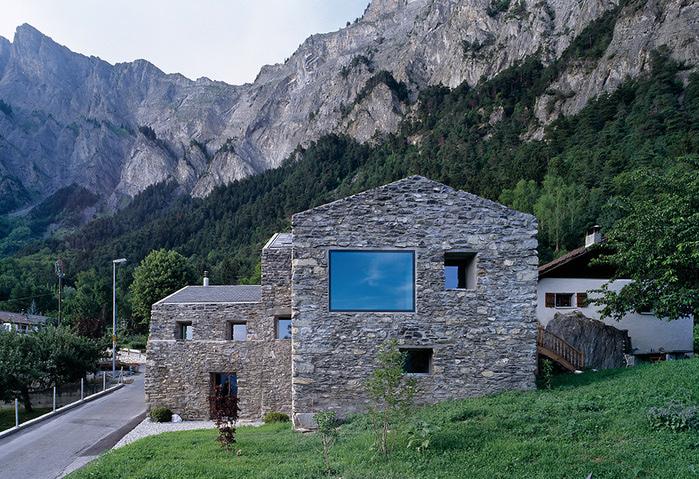 домик в горах фото 2 (700x479, 241Kb)