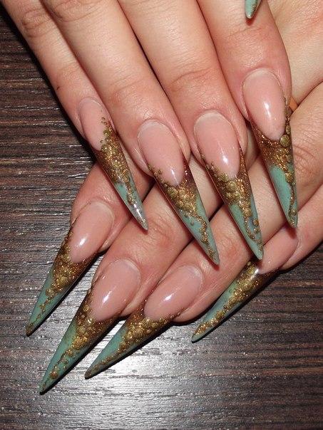 Модные ногти 2013 фото