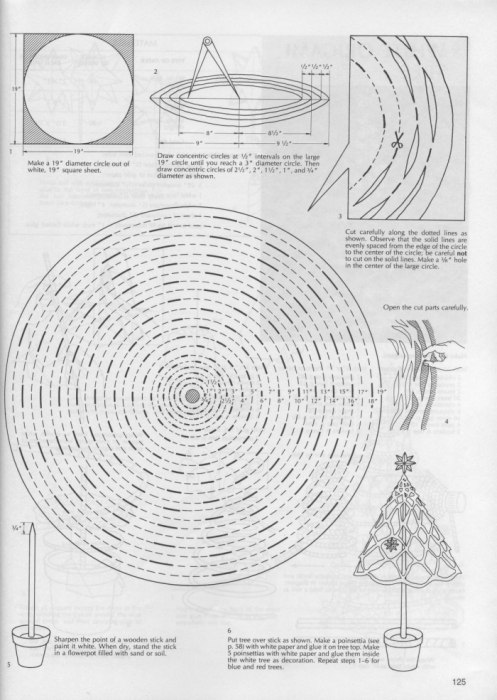бумажная ёлка (497x700, 87Kb)