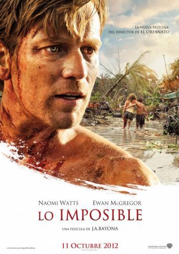 Невозможное / Lo imposible / The Impossible (2012)