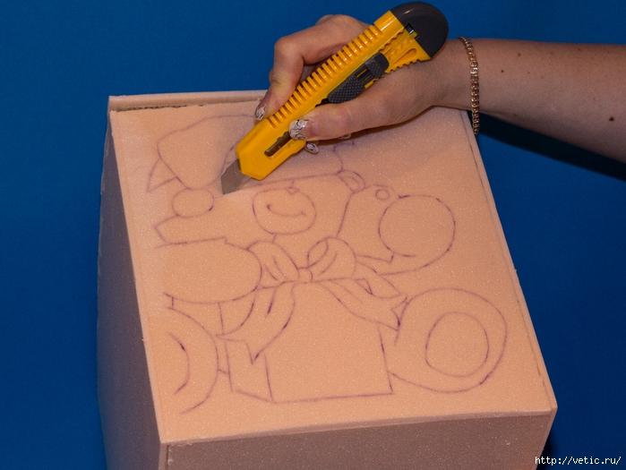 коробка для ёлочных игрушек (МК) 05 (700x525, 256Kb)