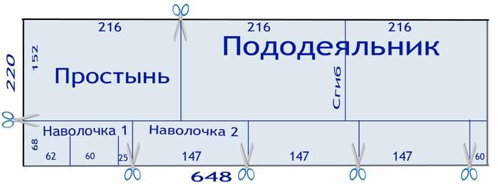 Раскрой постельного 2 (700x260, 63Kb)