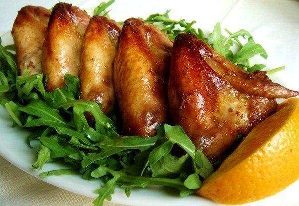 Курица в медово - апельсиновом маринаде (600x414, 67Kb)