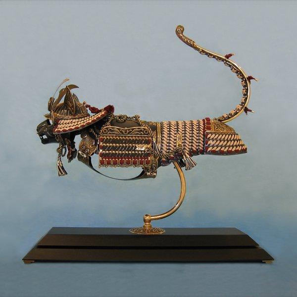 Джефф де Бур кошачьи доспехи фото (600x600, 43Kb)